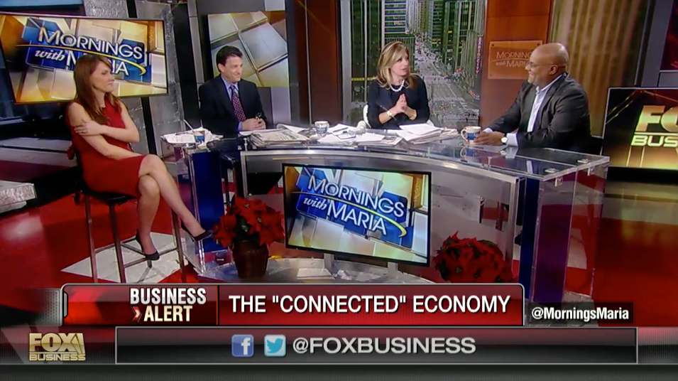 Fox Business News' Mornings with Maria