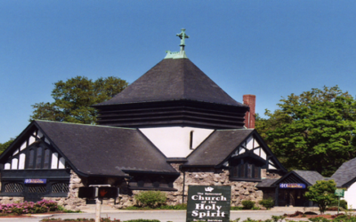 Episcopal Church of the Holy Spirit in Mattapan, Massachusetts