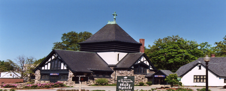 Episcopal Church of the Holy Spirit in Mattapan, Massachusetts